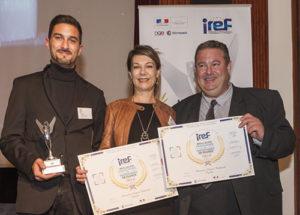 Trophée « Meilleurs Franchisés & Partenaires de France » : Hugues Baalouch, Kyriad.
