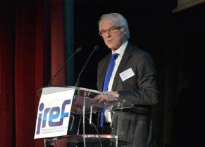 Michel Kahn , Président de l'IREF