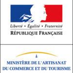 logo IREF Ministère de l'Artisanat, du commerce et du Tourisme