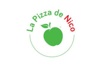 logo la pizza de nico