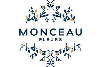 logo monceau fleurs