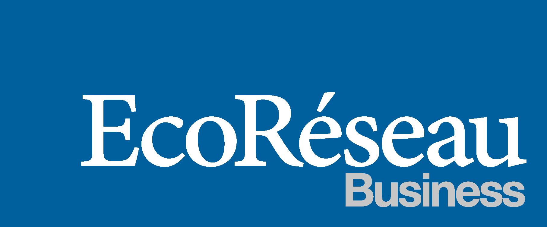 logo officiel ecoreseau business