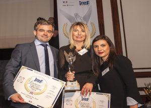 Trophée « Lauréat de la Décennie » : Nathalie Dos Santos, Mary Cohr