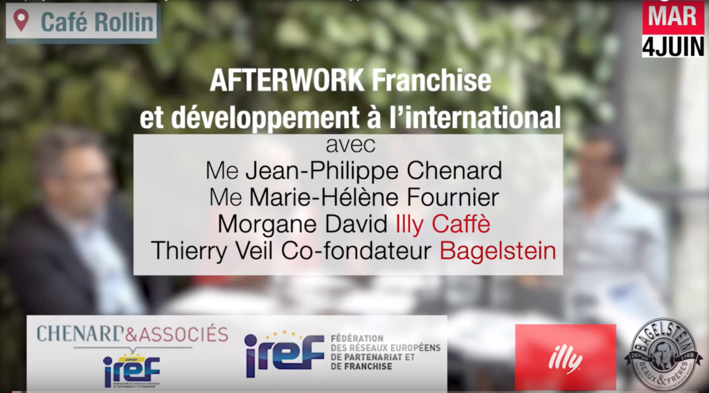 Replay afterwork IREF