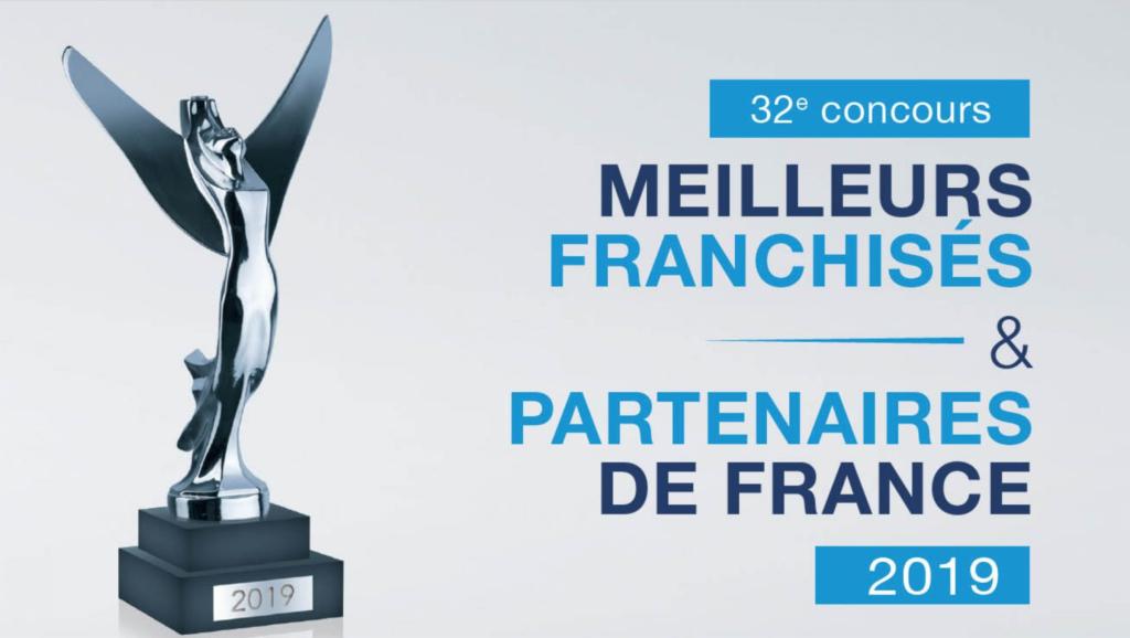prix meilleurs franchisés et partenaires de France 2019