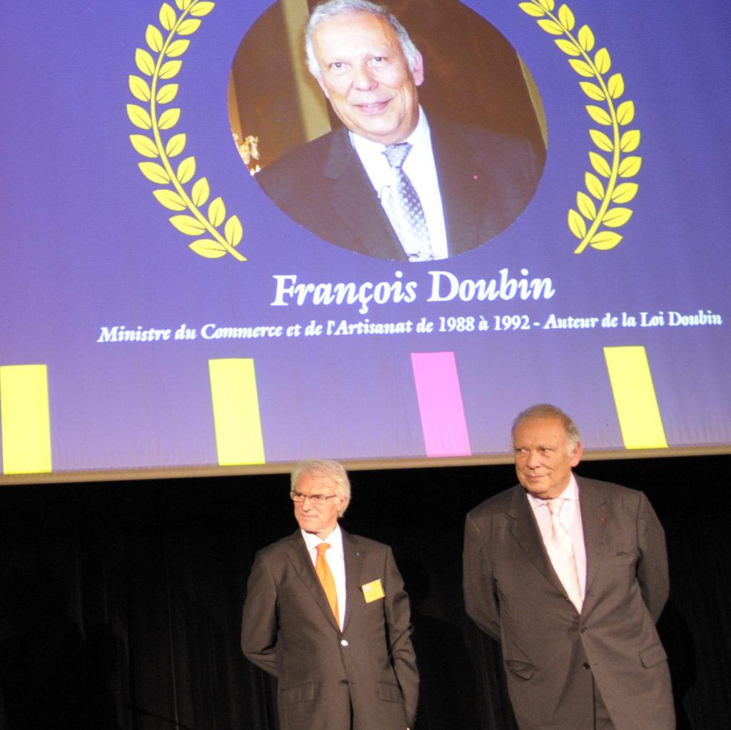 François Doubin IREF 2012