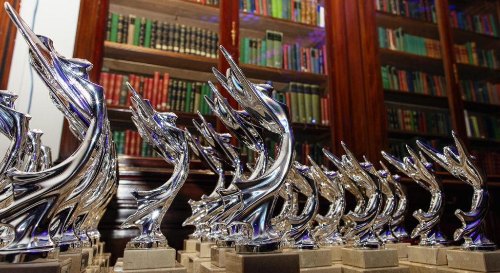 nouveaux trophées 2019 IREF