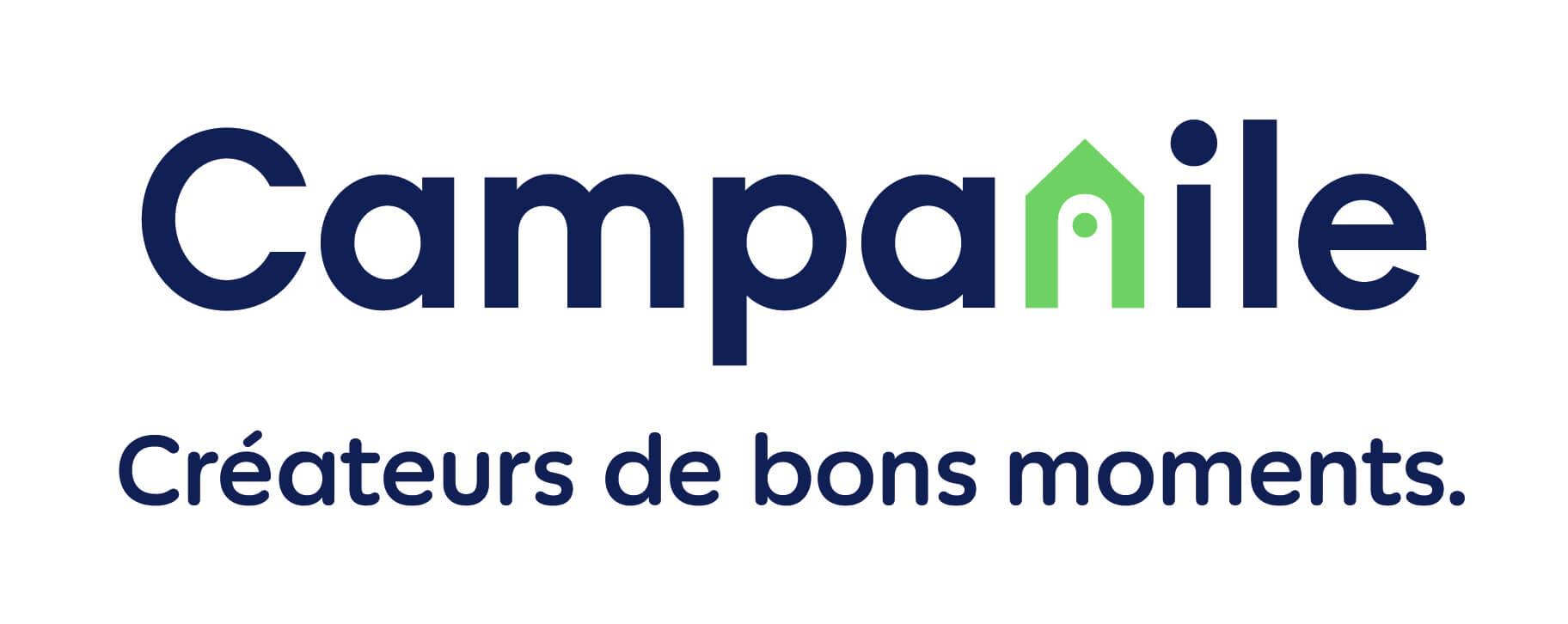 Logo officiel Campanile 2020