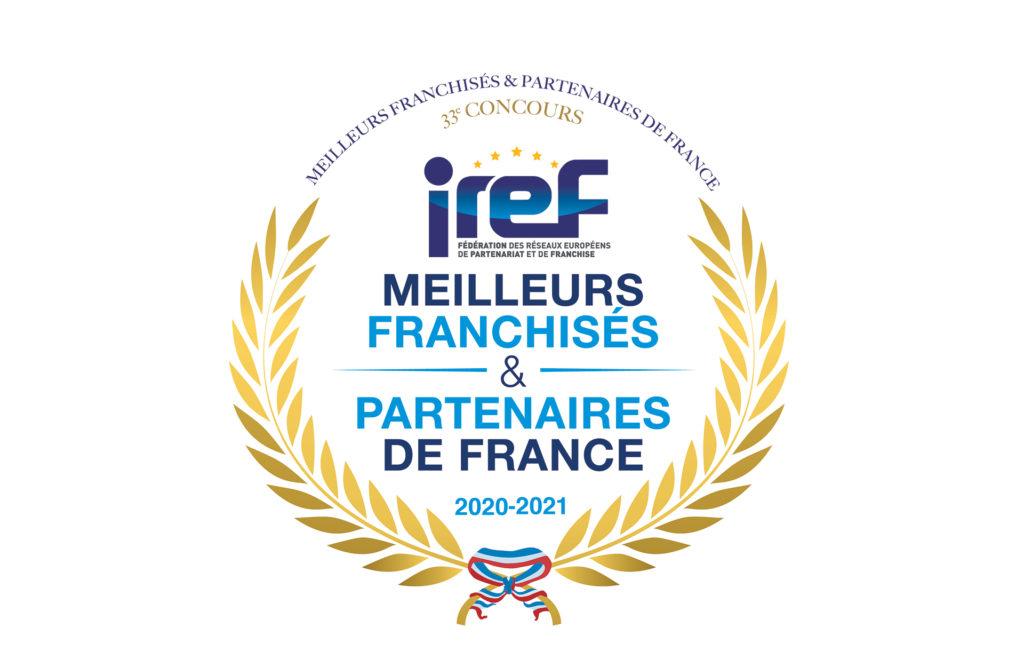 Badge Concours IREF 2020
