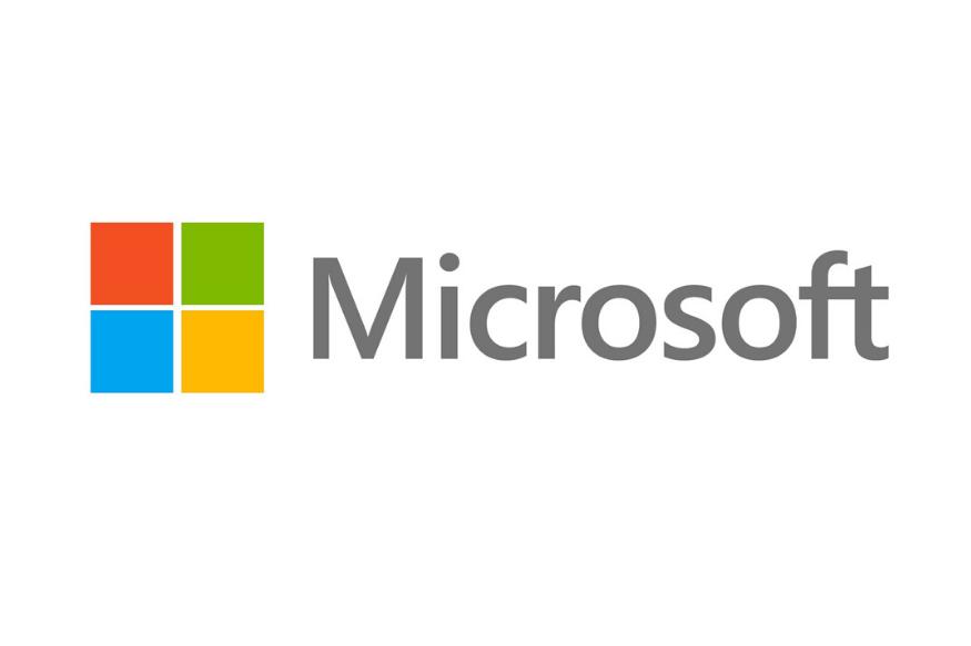 Logo officiel Microsoft 2020
