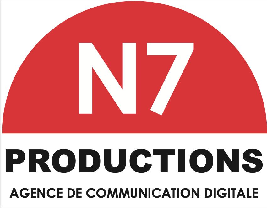 Logo officiel N7 Productions