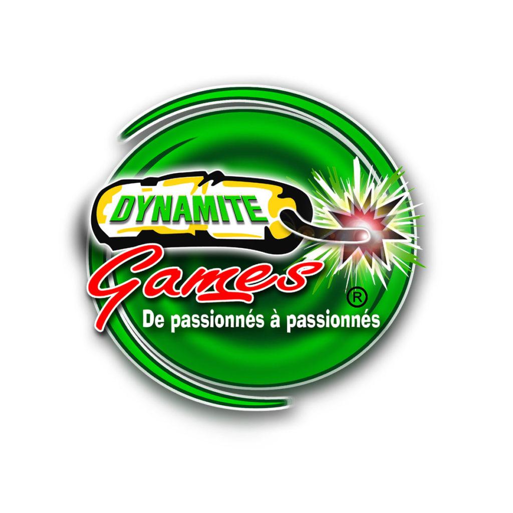 logo dynamite games 2021