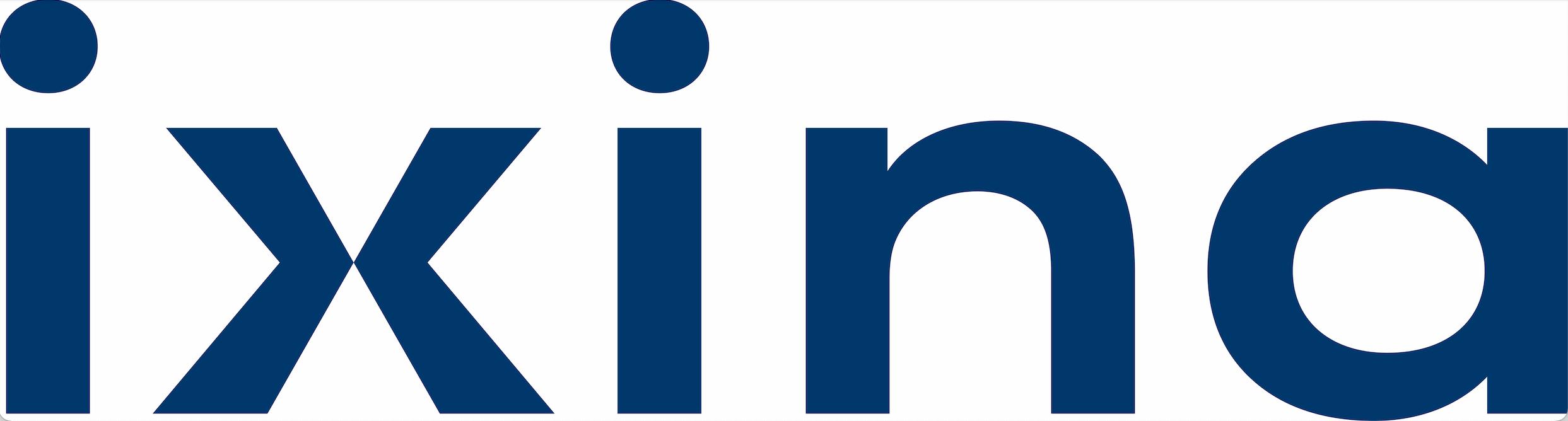 logo Ixina 2021